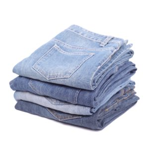 Residential laundry pickup service